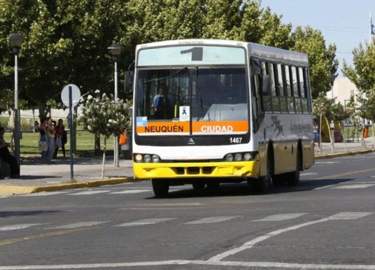La Provincia realizará aportes al sistema de transporte público