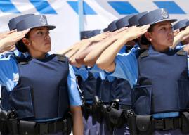 La Policía tiene 300 nuevos chalecos antibalas