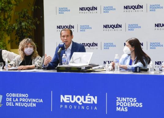 El presupuesto provincial 2022 será de 320 mil millones de pesos